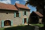 Stone house and barn coversion - 7kms de Villeneuve d'Aveyron
