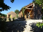 Double Chalets On Ground Of 560m ² Close Severac Le Chateau