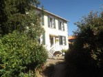 Chassenon - 3 bedroom house with barn and private mature garden - a secret oasis