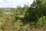 Near Figeac, serviced land with a magnificent view