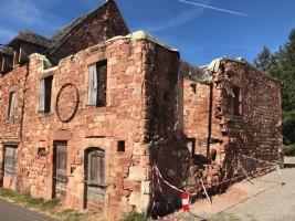 Clairvaux d'Aveyron - Ancienne maison à réhabiliter