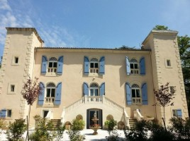 Castelnaudary : Chateau With Pool And Spa In Park