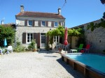 House in hamlet with pool ideal holiday home