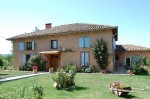 Two charater properties with views of the Pyrenees