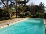Spacious villa in exceptional position near Carcassonne. Large garden