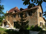 Character property - 10 minutes from Villeneuve d'Aveyron