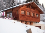 4+ bed chalet with Mt Blanc views close to pistes