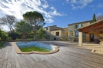 Stone Property with Two Houses Pool and View