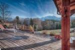 Modern Spacious chalet with Mt Blanc views