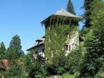 Chateau Overlooking Samoens