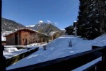 Apartment in Morzine With Views of Nyon