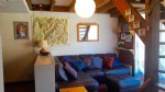 1 bed + spacious mezzanine - apartment beside the Piste