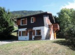 Chalet with level garden in Vacheresse