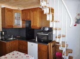 Mezzanine apartment in La Chapelle d'Abondance