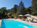 Large Property with Gite, Pool and View