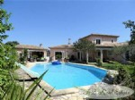 Beautiful property with very large volumes, 206m² living space, 3 bedrooms, independent one