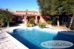 Contemporary villa, 195m², 4 bedrooms, office, garage, swimming pool, 1200m² garden, quiet,