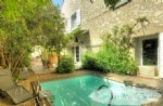 Superb 19th century winemaker's home, exposed stone, 350m², 5 en-suite bedrooms, ideal