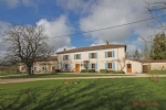 Lezay (79)  - Superb maison de maître with luxury 5 bedroom farmhouse gîte
