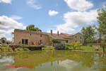 Cherigné (79) - Detached stone farmhouse beautifully renovated to offer spacious reception rooms