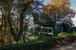 Souillac (Lot)  A real one-off, modern cabin style house and apartment