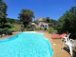 Cordes-sur-Ciel (Tarn) - Superb, wonderfully restored large family house with a pool