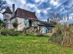 Near Beaulieu sur Dordogne - Ensemble of 2 village houses