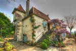 Nr Beaulieu sur Dordogne - Ensemble of 2 village houses