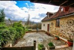 Puy d'Arnac (19) - Renovated barn conversion just a stroll from the centre of the village