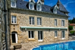 Nr Bourganeuf (23) - Stunning Château / Manoir sold fully furnished with top quality contents
