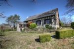Nr Beaulieu sur Dordogne (19) - A 1980's built 4 bed house with a 'Colombage' exterior