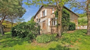 Near Albi (Tarn) - Character property with numerous outbuildings on more than 8 hectares of land