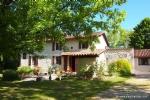 St Severin (Dordogne 24) - Barn conversion, gite and recording studio complex with a pool