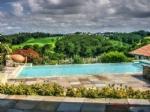Arcangues (Basque Country) - Superb villa with views over a golf course