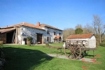 Massignac (Charente) - Beautifully presented farmhouse with gîte