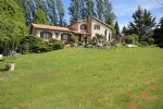 Le Lindois (Charente) - Impressive 4 bedroom property set in parkland gardens and with open views