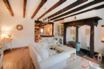 Chéronnac (Haute Vienne) - Cute country cottage with courtyard garden; in a quiet location
