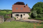 Saint Saud Lacoussière (Dordogne) - Character two bedroomed cottage  with loads of original features