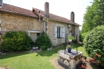 Marthon (Charente) - Delightful four bedroom house with large garden on the edge of a village