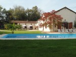 Lovely property on 1.7ha with pool and guesthouse (Gers)