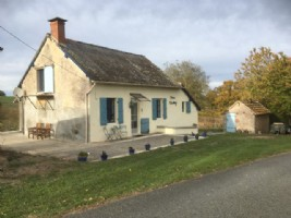Lovely cottage near the South Morvan