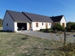 Spacious house with panoramic view for sale in Burgundy