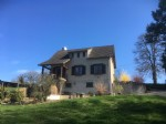 Detached house in the South Morvan with beautiful view