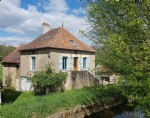 The Brenne, Indre (36): house and mill in an idyllic setting