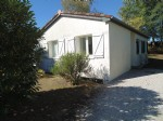 Holiday home in France for sale next to golf course