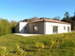 For sale: New house in Salavas, south Ardeche