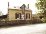 For sale in the Creuse, House, outbuildings and garden