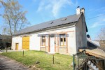 House on a quiet location in good condition in the Morvan