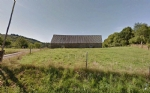 18 acres with barn which can be converted into habitation.