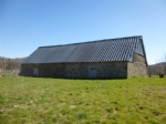 7.5 hectares with barn which can be converted into habitation.